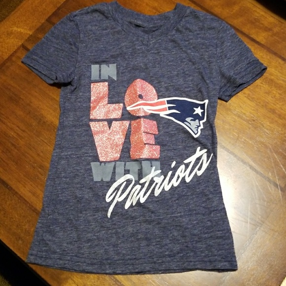 NFL Shirts \u0026 Tops | Girls Patriots